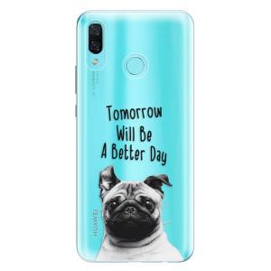 Odolné silikonové pouzdro iSaprio - Better Day 01 na mobil Huawei Nova 3