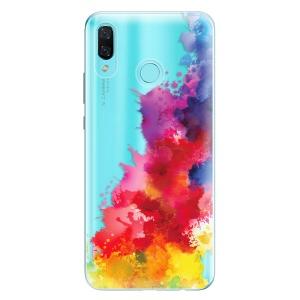 Odolné silikonové pouzdro iSaprio - Color Splash 01 na mobil Huawei Nova 3