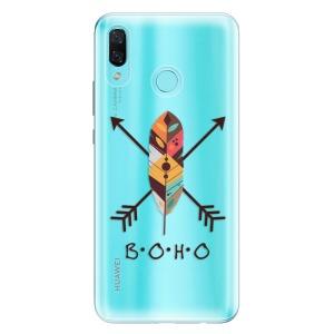 Odolné silikonové pouzdro iSaprio - BOHO na mobil Huawei Nova 3