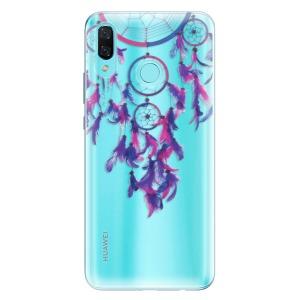 Odolné silikonové pouzdro iSaprio - Dreamcatcher 01 na mobil Huawei Nova 3