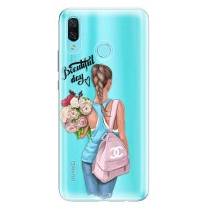 Odolné silikonové pouzdro iSaprio - Beautiful Day na mobil Huawei Nova 3