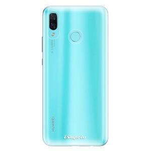 Odolné silikonové pouzdro iSaprio - 4Pure - čiré bez potisku na mobil Huawei Nova 3