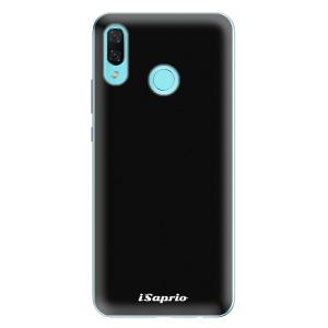 Odolné silikonové pouzdro iSaprio - 4Pure - černé na mobil Huawei Nova 3