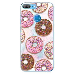 Odolné silikonové pouzdro iSaprio - Donuts 11 na mobil Honor 9 Lite