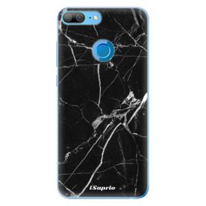 Odolné silikonové pouzdro iSaprio - Black Marble 18 na mobil Honor 9 Lite
