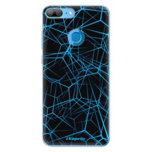 Odolné silikonové pouzdro iSaprio - Abstract Outlines 12 na mobil Honor 9 Lite