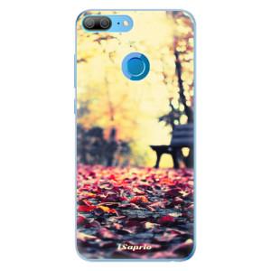 Odolné silikonové pouzdro iSaprio - Bench 01 na mobil Honor 9 Lite