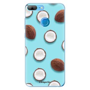 Odolné silikonové pouzdro iSaprio - Coconut 01 na mobil Honor 9 Lite