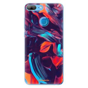 Odolné silikonové pouzdro iSaprio - Color Marble 19 na mobil Honor 9 Lite