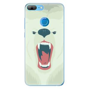 Odolné silikonové pouzdro iSaprio - Angry Bear na mobil Honor 9 Lite
