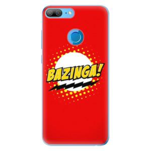 Odolné silikonové pouzdro iSaprio - Bazinga 01 na mobil Honor 9 Lite