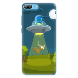 Odolné silikonové pouzdro iSaprio - Alien 01 na mobil Honor 9 Lite