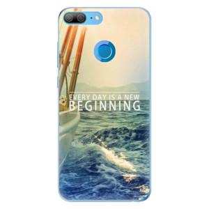 Odolné silikonové pouzdro iSaprio - Beginning na mobil Honor 9 Lite