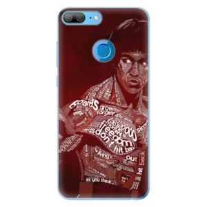 Odolné silikonové pouzdro iSaprio - Bruce Lee na mobil Honor 9 Lite