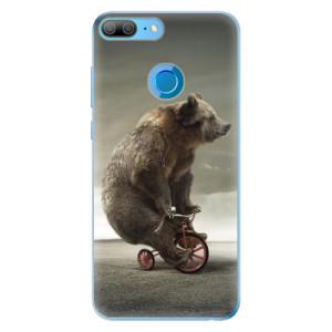 Odolné silikonové pouzdro iSaprio - Bear 01 na mobil Honor 9 Lite