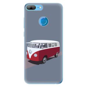 Odolné silikonové pouzdro iSaprio - VW Bus na mobil Honor 9 Lite