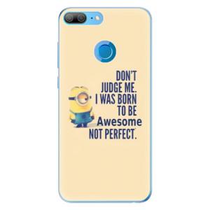 Odolné silikonové pouzdro iSaprio - Be Awesome na mobil Honor 9 Lite