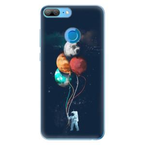 Odolné silikonové pouzdro iSaprio - Balloons 02 na mobil Honor 9 Lite