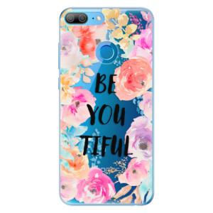 Odolné silikonové pouzdro iSaprio - BeYouTiful na mobil Honor 9 Lite
