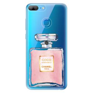 Odolné silikonové pouzdro iSaprio - Chanel Rose na mobil Honor 9 Lite