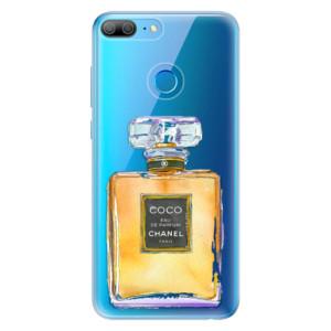 Odolné silikonové pouzdro iSaprio - Chanel Gold na mobil Honor 9 Lite