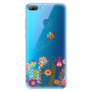 Odolné silikonové pouzdro iSaprio - Bee 01 na mobil Honor 9 Lite