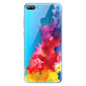 Odolné silikonové pouzdro iSaprio - Color Splash 01 na mobil Honor 9 Lite