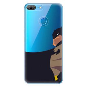 Odolné silikonové pouzdro iSaprio - BaT Comics na mobil Honor 9 Lite