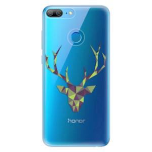 Odolné silikonové pouzdro iSaprio - Deer Green na mobil Honor 9 Lite