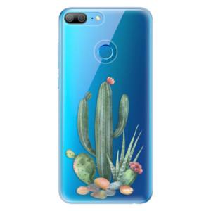 Odolné silikonové pouzdro iSaprio - Cacti 02 na mobil Honor 9 Lite
