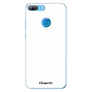 Odolné silikonové pouzdro iSaprio - 4Pure - bílé na mobil Honor 9 Lite