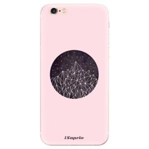 Odolné silikonové pouzdro iSaprio - Digital Mountains 10 na mobil Apple iPhone 6 Plus / 6S Plus