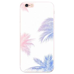 Odolné silikonové pouzdro iSaprio - Digital Palms 10 na mobil Apple iPhone 6 Plus / 6S Plus