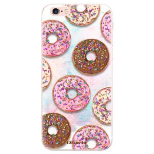 Odolné silikonové pouzdro iSaprio - Donuts 11 na mobil Apple iPhone 6 Plus / 6S Plus