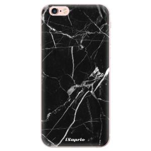 Odolné silikonové pouzdro iSaprio - Black Marble 18 na mobil Apple iPhone 6 Plus / 6S Plus
