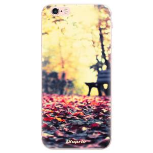 Odolné silikonové pouzdro iSaprio - Bench 01 na mobil Apple iPhone 6 Plus / 6S Plus