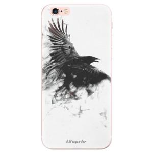 Odolné silikonové pouzdro iSaprio - Dark Bird 01 na mobil Apple iPhone 6 Plus / 6S Plus