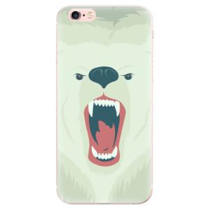 Odolné silikonové pouzdro iSaprio - Angry Bear na mobil Apple iPhone 6 Plus / 6S Plus