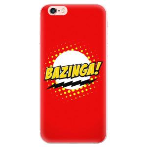 Odolné silikonové pouzdro iSaprio - Bazinga 01 na mobil Apple iPhone 6 Plus / 6S Plus