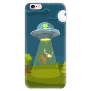 Odolné silikonové pouzdro iSaprio - Alien 01 na mobil Apple iPhone 6 Plus / 6S Plus
