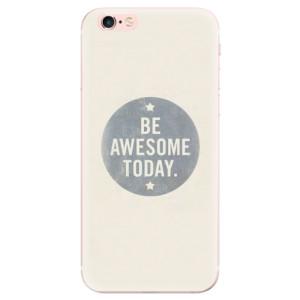 Odolné silikonové pouzdro iSaprio - Awesome 02 na mobil Apple iPhone 6 Plus / 6S Plus