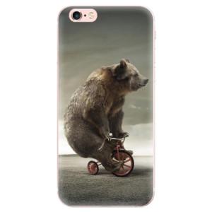 Odolné silikonové pouzdro iSaprio - Bear 01 na mobil Apple iPhone 6 Plus / 6S Plus