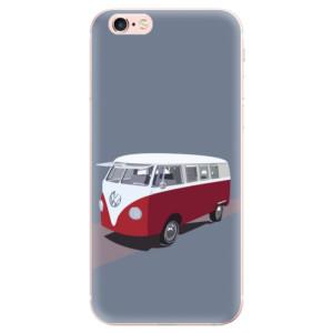 Odolné silikonové pouzdro iSaprio - VW Bus na mobil Apple iPhone 6 Plus / 6S Plus