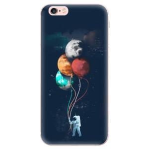 Odolné silikonové pouzdro iSaprio - Balloons 02 na mobil Apple iPhone 6 Plus / 6S Plus - poslední kousek za tuto cenu