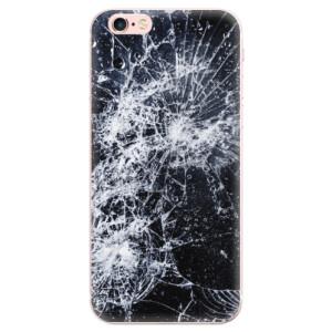 Odolné silikonové pouzdro iSaprio - Cracked na mobil Apple iPhone 6 Plus / 6S Plus
