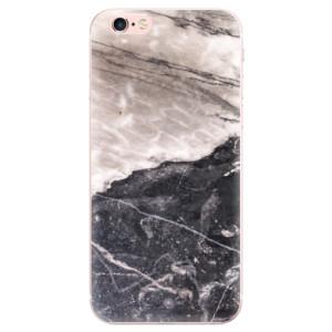 Odolné silikonové pouzdro iSaprio - BW Marble na mobil Apple iPhone 6 Plus / 6S Plus