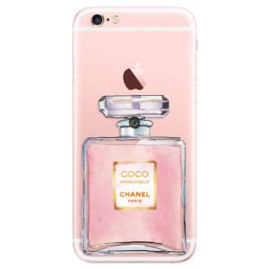 Odolné silikonové pouzdro iSaprio - Chanel Rose na mobil Apple iPhone 6 Plus / 6S Plus
