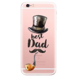 Odolné silikonové pouzdro iSaprio - Best Dad na mobil Apple iPhone 6 Plus / 6S Plus