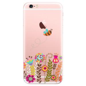 Odolné silikonové pouzdro iSaprio - Bee 01 na mobil Apple iPhone 6 Plus / 6S Plus