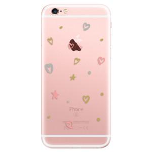 Odolné silikonové pouzdro iSaprio - Lovely Pattern na mobil Apple iPhone 6 Plus / 6S Plus - POSLEDNÍ KUS